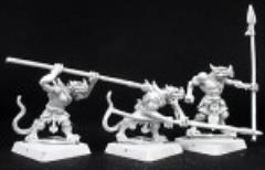 Clutchlings - Spearmen Grunts
