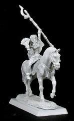 Atifa - Mounted Mage