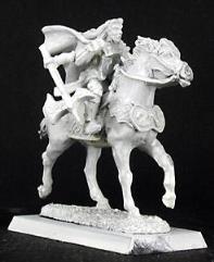 Ibrahim - Mounted Hero