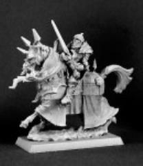 Count Lorenth Mounted - Captain