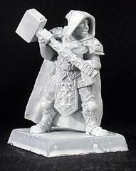 Sir Broderick - Crusader Captain (Alternate Pose)