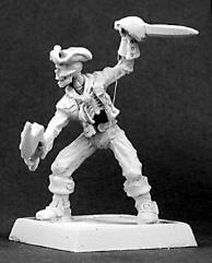 Jackie Bones - Sergeant