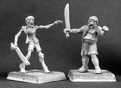 Zombie Recruits