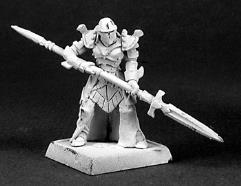 Corvus - Overlord Sergeant (Alternate Pose)