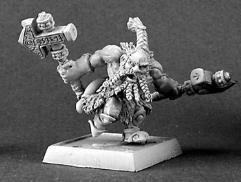 Logan Battlefury - Barbarian Warlord