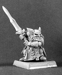 Logrim Battlefury - Paladin Captain