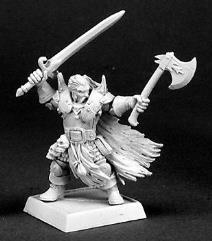 Boris Mingla - Merc Warlord