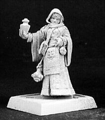 Olivia - Cleric