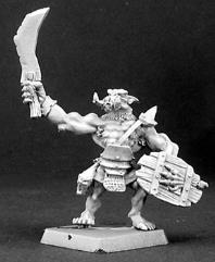 Bull Orc Warrior - Grunt