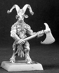 Beastman Woodcutter - Grunt