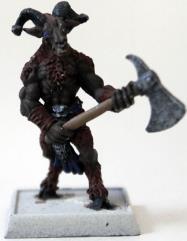 Beastman Woodcutter - Grunt #1