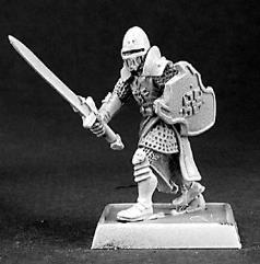 Templar Warrior - Grunt