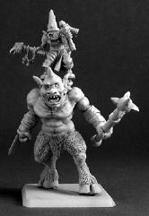 Goblin Mage - Warlord