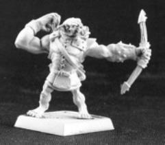Bull Orc Archer - Adept