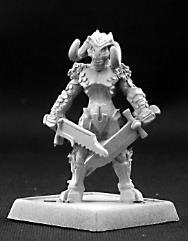Demon Warrior - Adept