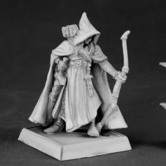 Arthrand Nightblade - Wood Elf Sergeant