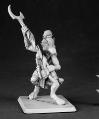 Kosumi - Lupine Alpha Guardian