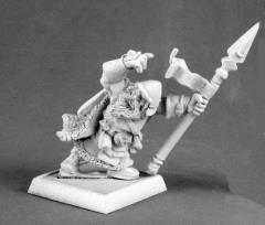 Konrad Graniteheart - Guard Sergeant