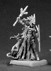Tierdeleira - Dark Elf Priestess