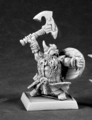 Dhulrekk Thulfinson - Rune Warrior