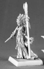 Liela Mordollwen - Dark Elf Sorceress
