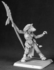 Kashia - Ghostmane Tribe Lupine