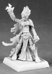 Erdolliel Saerwen -  Dark Elf Glaive Thrower