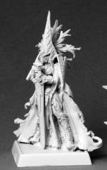 Majestrix Latissula - Dark Elf Warlord