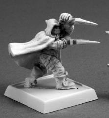 G'rond - Dwarf Assassin