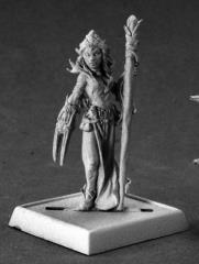 Dhalea Duormidhas - Dark Elf Wizard