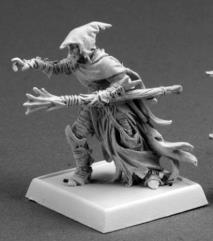 Dramorion - Dark Elf Sorcerer