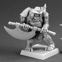 Gologh the Vicious - Black Orc Captain