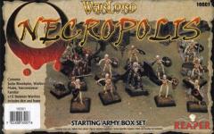 Necropolis Starting Army