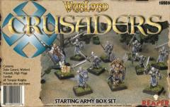Crusader Starting Army