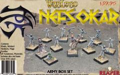 Nefsokar Dune Lords Army Box Set