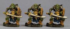 Orc Warriors w/Scimitars
