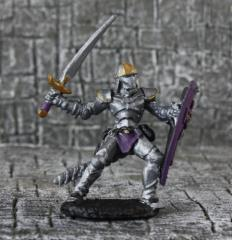 Human Warrior - Evil