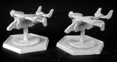 Vindicator Aircraft (2nd Printing)