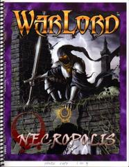 Necropolis Army Book (Proof Copy)