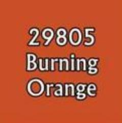 Burning Orange