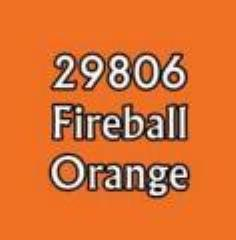 Fireball Orange