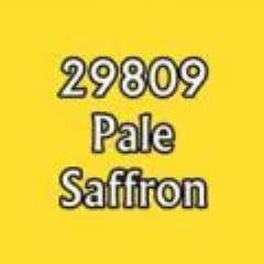 Pale Saffron