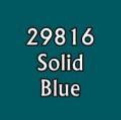 Solid Blue