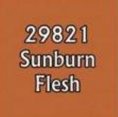 Sunburn Flesh
