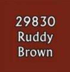 Ruddy Brown