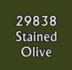 Stained Olive