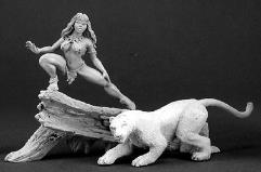 Queen of the Jungle (54mm)