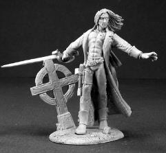 Magnus - Vampire Hunter (54mm)
