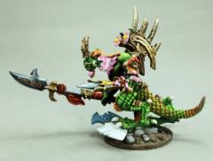Reptus Lizardman (54mm)