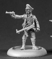 Kroid Officer w/Pistol